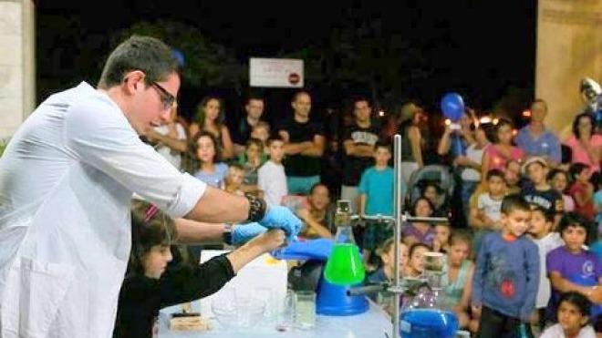 ימי מדע לילדים ולנוער
